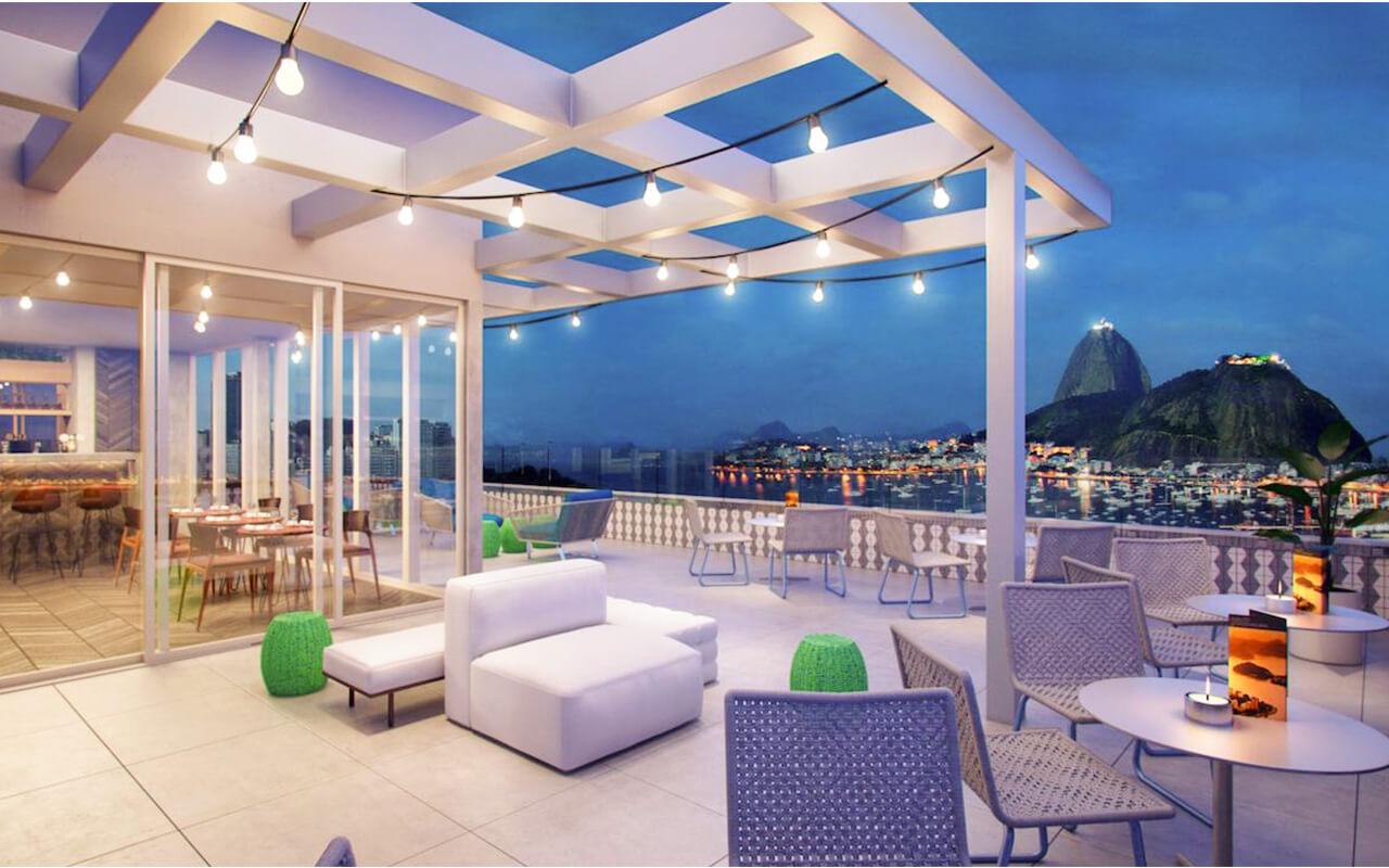 Yoo2 Río de Janeiro: Diseño contemporáneo y el alma de Brasil